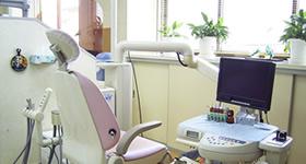渡内歯科の様子とマウスガード